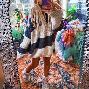 Eddie Bauer Hazelnut Chunky Ozark Sweater ✨